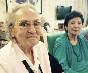Pierrette et Jeanine